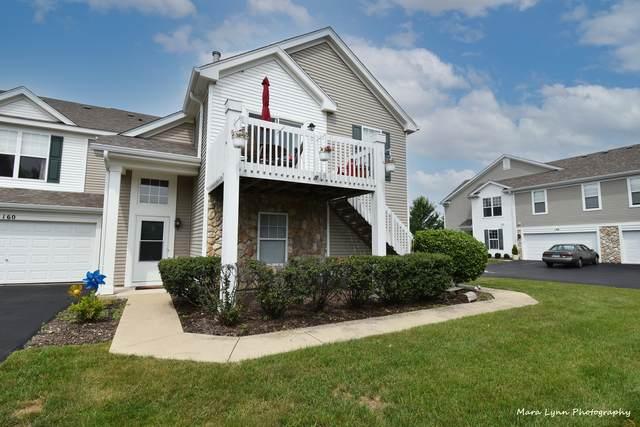 156 Schneider Court #156, North Aurora, IL 60542 (MLS #11172137) :: O'Neil Property Group
