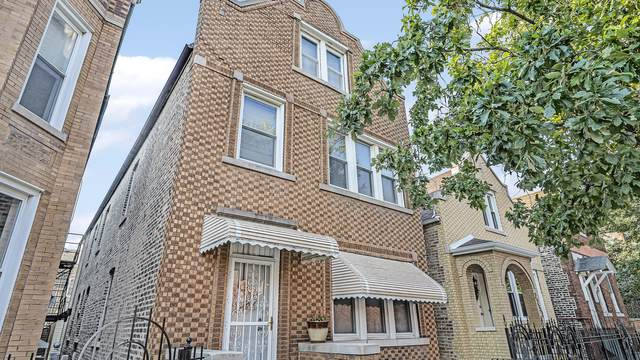 2254 W Coulter Street, Chicago, IL 60608 (MLS #11172146) :: Lewke Partners - Keller Williams Success Realty