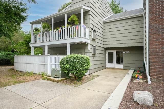 1420 Stonebridge Trail 1-1, Wheaton, IL 60187 (MLS #11172157) :: Ryan Dallas Real Estate