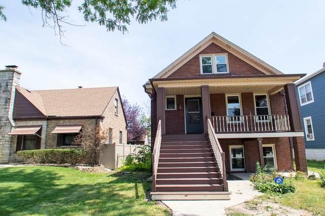 1022 Troost Avenue, Forest Park, IL 60130 (MLS #11172199) :: Angela Walker Homes Real Estate Group