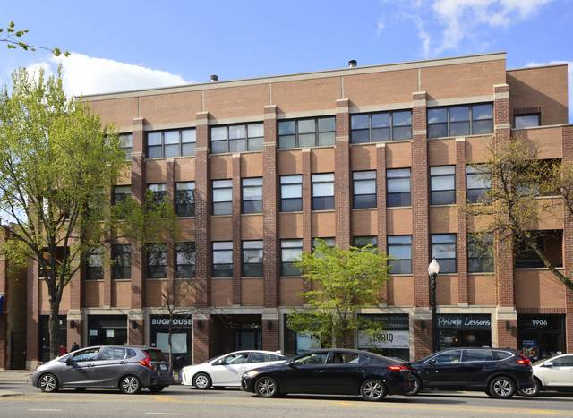 1908 W Irving Park Road #303, Chicago, IL 60613 (MLS #11172225) :: Ryan Dallas Real Estate