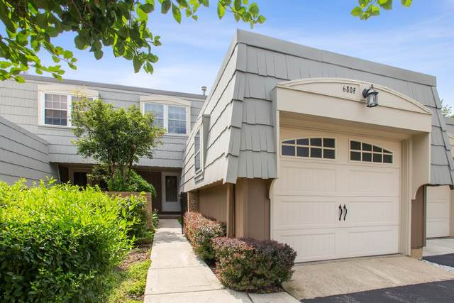 680 Versailles Circle F, Elk Grove Village, IL 60007 (MLS #11172228) :: O'Neil Property Group