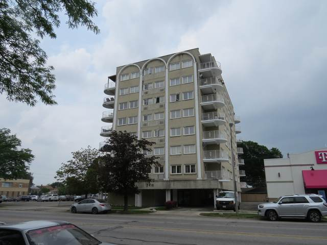 7410 W North Avenue #403, Elmwood Park, IL 60707 (MLS #11172231) :: The Dena Furlow Team - Keller Williams Realty