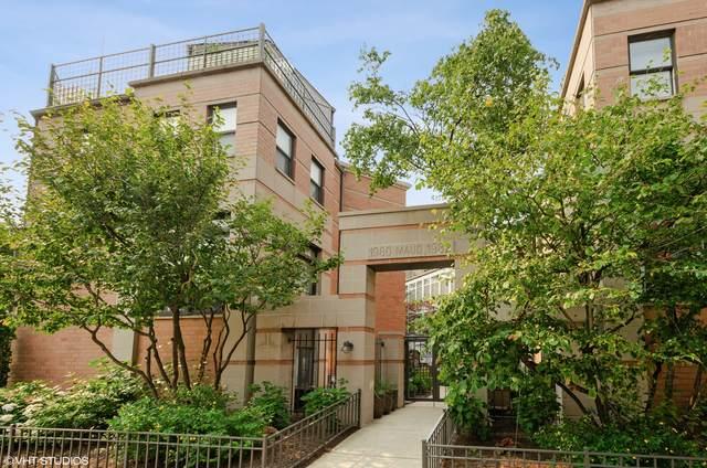 1982 N Maud Avenue M, Chicago, IL 60614 (MLS #11172251) :: Ryan Dallas Real Estate