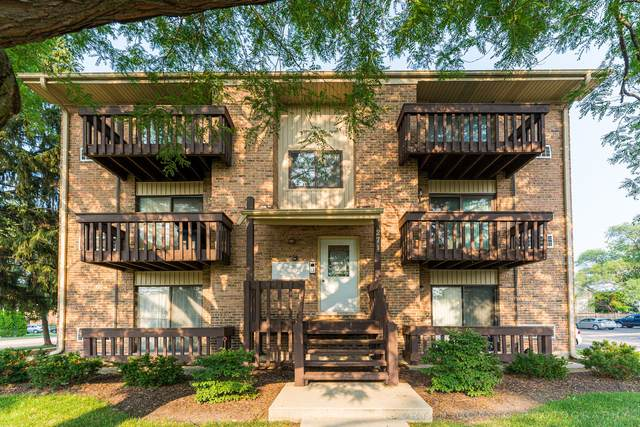 271 12th Street 7E, Wheeling, IL 60090 (MLS #11172265) :: Suburban Life Realty