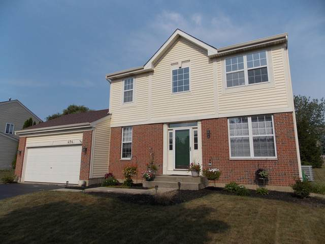 494 Country Place, Lindenhurst, IL 60046 (MLS #11172271) :: O'Neil Property Group