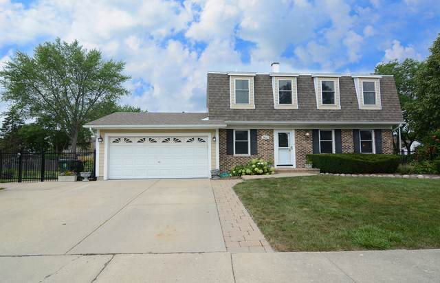 3810 Arrowwood Lane, Hoffman Estates, IL 60192 (MLS #11172282) :: Lewke Partners - Keller Williams Success Realty