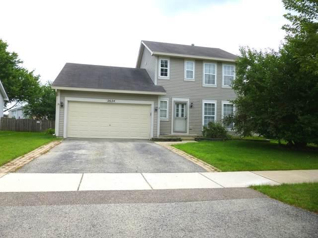 2624 Jenna Circle, Montgomery, IL 60538 (MLS #11172283) :: Suburban Life Realty