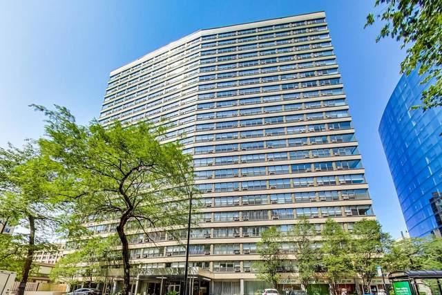 2930 N Sheridan Road #1504, Chicago, IL 60657 (MLS #11172290) :: Ryan Dallas Real Estate