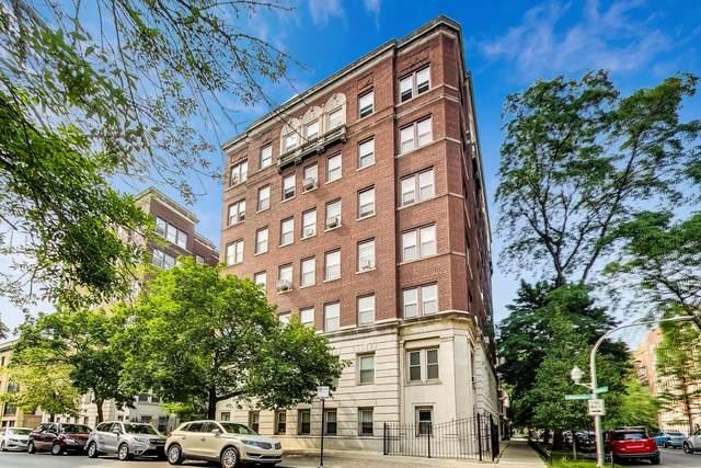 1050 W Balmoral Avenue 6E, Chicago, IL 60640 (MLS #11172294) :: Suburban Life Realty