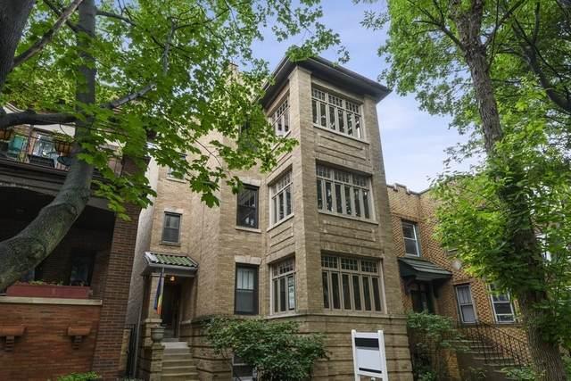 1350 W Elmdale Avenue #2, Chicago, IL 60660 (MLS #11172420) :: Suburban Life Realty