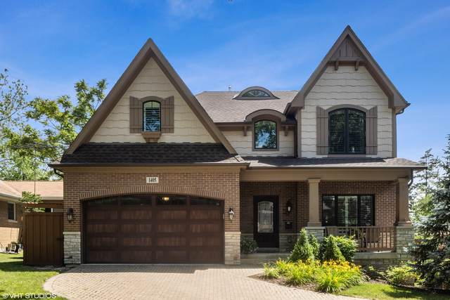 1405 Willow Avenue, Western Springs, IL 60558 (MLS #11172444) :: O'Neil Property Group