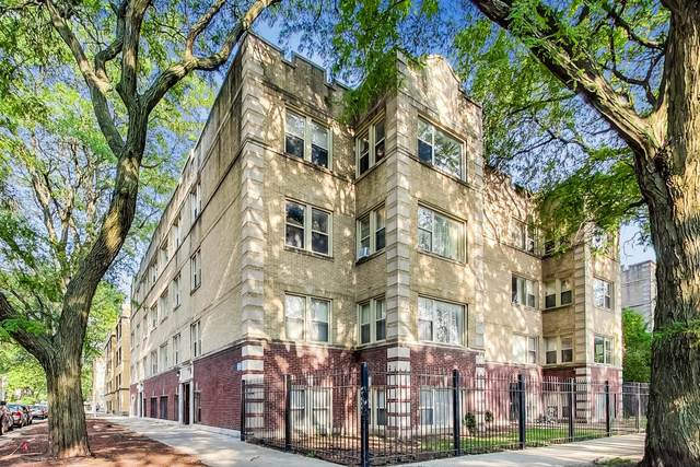 4855 N Harding Avenue #3, Chicago, IL 60625 (MLS #11172451) :: O'Neil Property Group