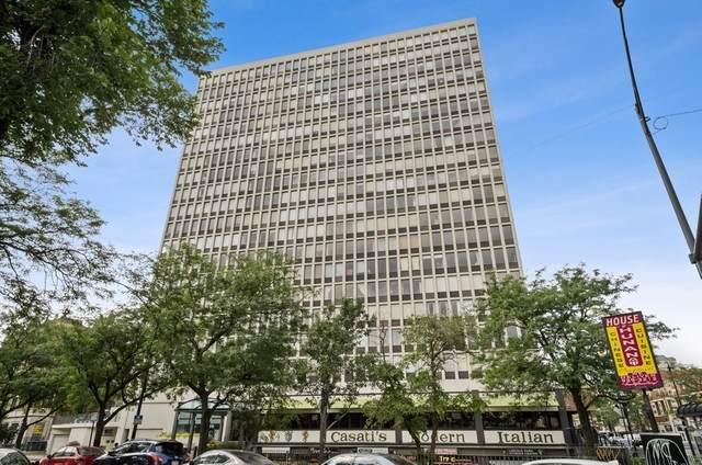 444 W Fullerton Parkway #1508, Chicago, IL 60614 (MLS #11172463) :: Ryan Dallas Real Estate
