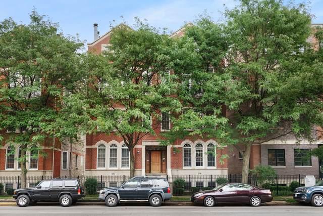 3749 N Ashland Avenue 2S, Chicago, IL 60613 (MLS #11172476) :: Ryan Dallas Real Estate