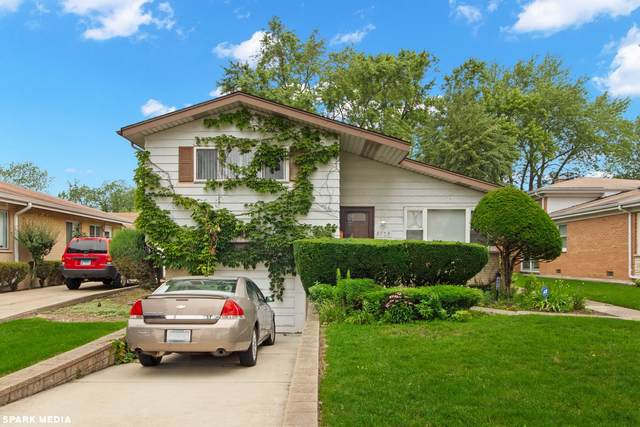 8018 W Churchill Avenue, Niles, IL 60714 (MLS #11172484) :: O'Neil Property Group