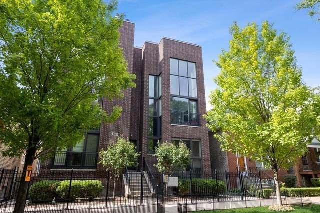 2323 W Belden Avenue 2W, Chicago, IL 60647 (MLS #11172539) :: Ryan Dallas Real Estate