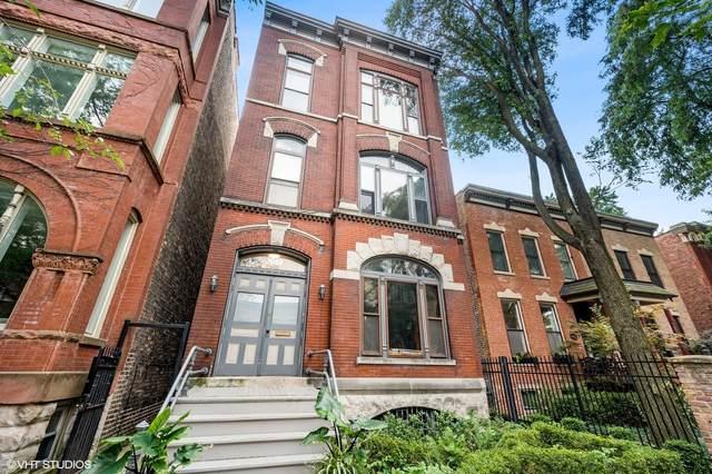 2019 W Potomac Avenue #3, Chicago, IL 60622 (MLS #11172550) :: Ryan Dallas Real Estate