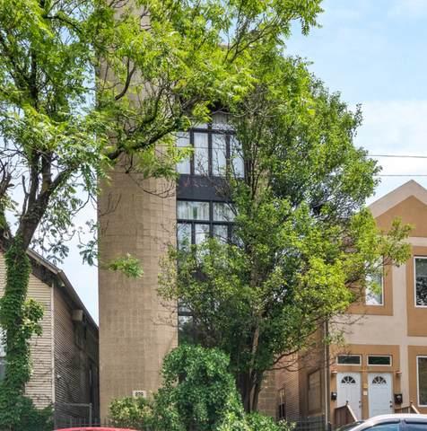 829 N May Street #1, Chicago, IL 60642 (MLS #11172561) :: Ryan Dallas Real Estate