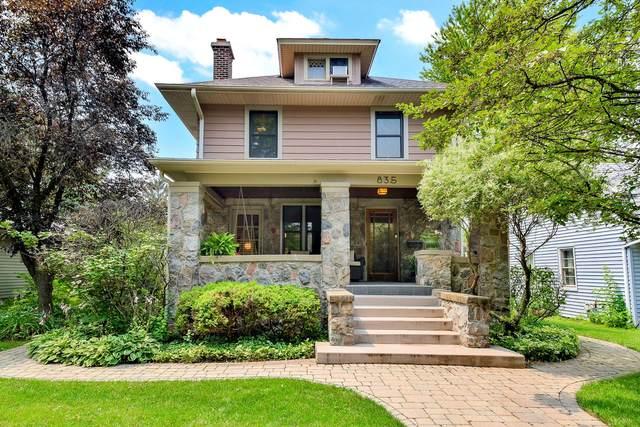 835 N Ellsworth Street, Naperville, IL 60563 (MLS #11172576) :: The Wexler Group at Keller Williams Preferred Realty