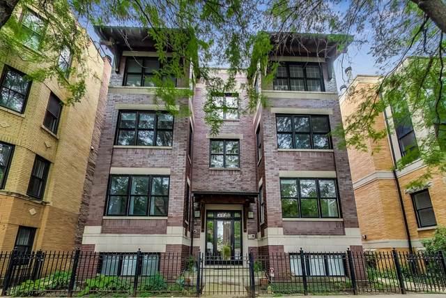 2031 W Pierce Avenue 2A, Chicago, IL 60622 (MLS #11172578) :: Ryan Dallas Real Estate