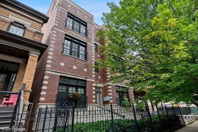 935 W Dakin Street 3W, Chicago, IL 60613 (MLS #11172585) :: Ryan Dallas Real Estate