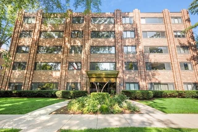 2300 Sherman Avenue 4A, Evanston, IL 60201 (MLS #11172605) :: Ryan Dallas Real Estate