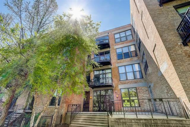1330 W Monroe Street #416, Chicago, IL 60607 (MLS #11172612) :: Lewke Partners - Keller Williams Success Realty