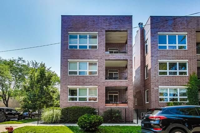 1034 N Rockwell Street #3, Chicago, IL 60622 (MLS #11172624) :: Ryan Dallas Real Estate