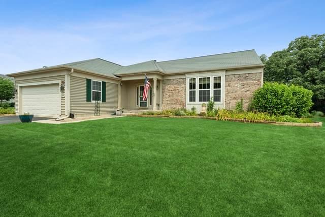 14052 Redmond Drive, Huntley, IL 60142 (MLS #11172625) :: O'Neil Property Group
