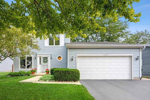 1385 Fountain Green Drive, Crystal Lake, IL 60014 (MLS #11172634) :: Touchstone Group