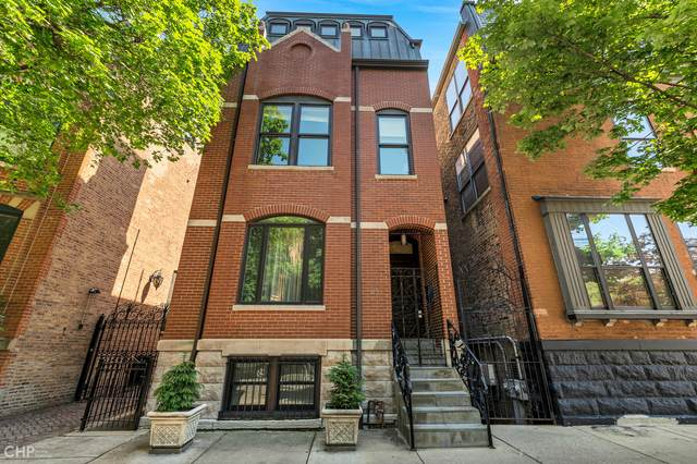 125 W Delaware Place, Chicago, IL 60610 (MLS #11172651) :: Lewke Partners - Keller Williams Success Realty
