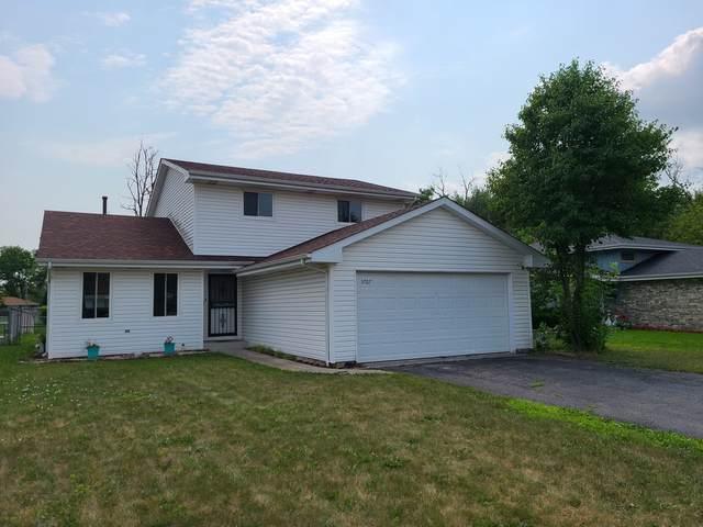 3707 Carpenter Street, Steger, IL 60475 (MLS #11172666) :: Suburban Life Realty