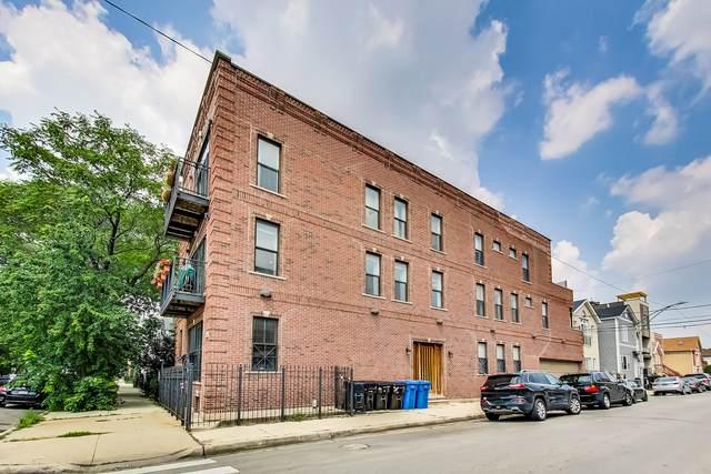 1226 W Huron Street #201, Chicago, IL 60642 (MLS #11172670) :: Ryan Dallas Real Estate