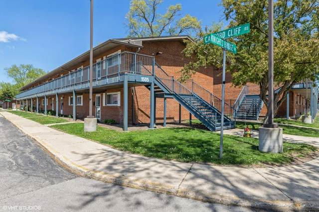 1505 S Canford Cliffs Drive 2E, Mount Prospect, IL 60056 (MLS #11172675) :: Suburban Life Realty