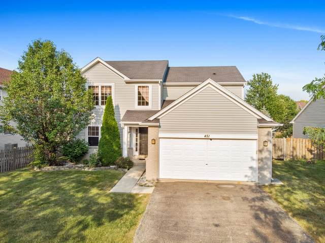 451 N Chalmers Court, Romeoville, IL 60446 (MLS #11172706) :: O'Neil Property Group