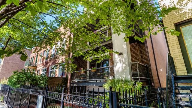 1646 W Warren Boulevard #3, Chicago, IL 60612 (MLS #11172733) :: Lewke Partners - Keller Williams Success Realty