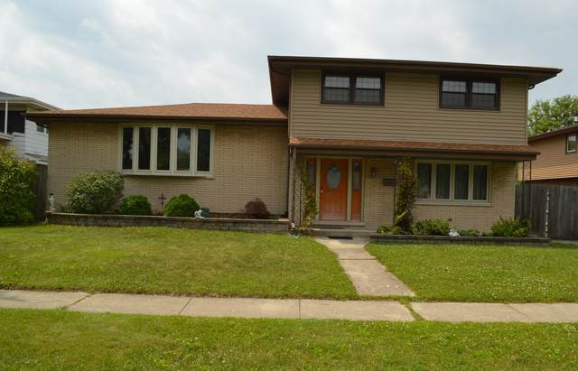 11004 S Kostner Avenue, Oak Lawn, IL 60453 (MLS #11172742) :: O'Neil Property Group