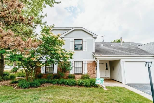 1375 Williamsburg Drive B2, Schaumburg, IL 60193 (MLS #11172749) :: O'Neil Property Group