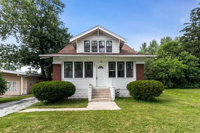 539 Miller Street, Beecher, IL 60401 (MLS #11172766) :: Suburban Life Realty