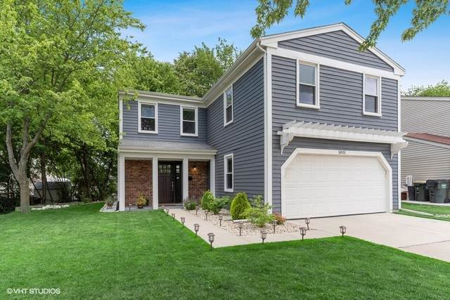 5001 Somerton Drive, Hoffman Estates, IL 60010 (MLS #11172778) :: O'Neil Property Group