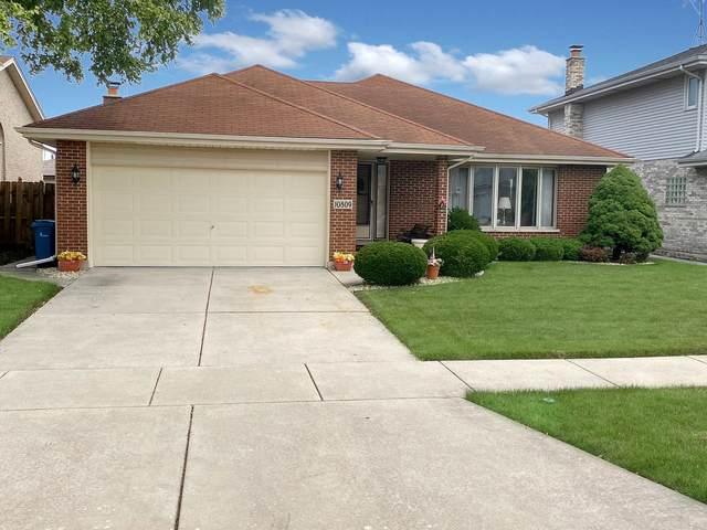 10809 Georgia Lane, Oak Lawn, IL 60453 (MLS #11172791) :: O'Neil Property Group