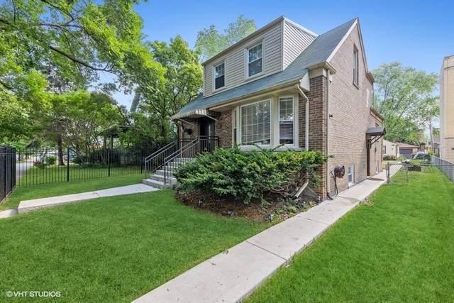 2327 N Oak Park Avenue, Chicago, IL 60707 (MLS #11172809) :: Angela Walker Homes Real Estate Group
