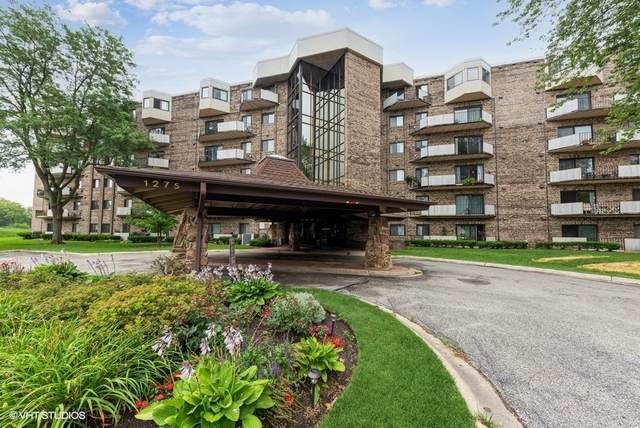 1275 E Baldwin Lane #402, Palatine, IL 60074 (MLS #11172833) :: Ryan Dallas Real Estate
