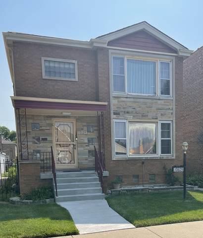 10609 S Prairie Avenue, Chicago, IL 60628 (MLS #11172856) :: John Lyons Real Estate