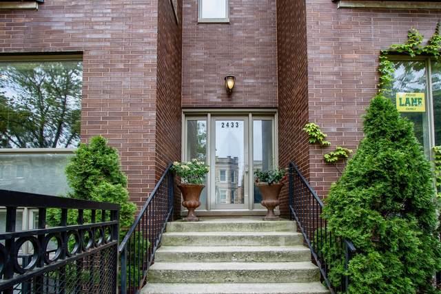 2433 W Haddon Street 3E, Chicago, IL 60622 (MLS #11172862) :: Schoon Family Group