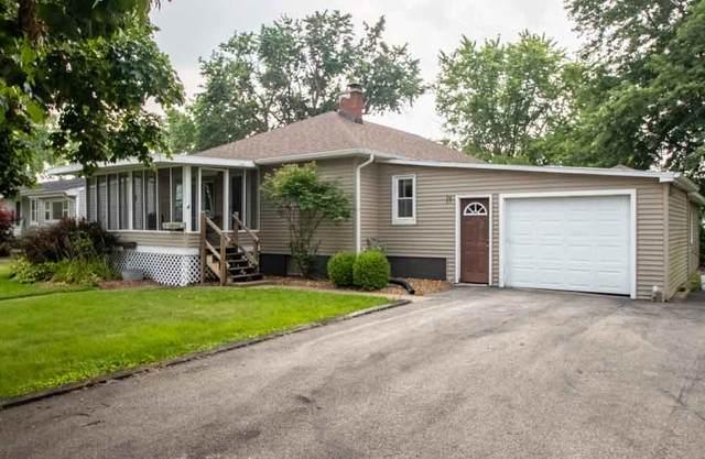 208 Douglas Street, CATLIN, IL 61817 (MLS #11172864) :: Ryan Dallas Real Estate