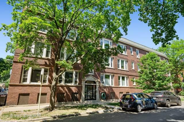 2510 W Leland Avenue #3, Chicago, IL 60625 (MLS #11172865) :: Ryan Dallas Real Estate