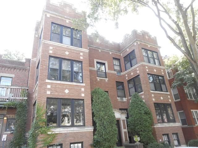 6323 N Glenwood Avenue #6, Chicago, IL 60660 (MLS #11172872) :: Lewke Partners - Keller Williams Success Realty