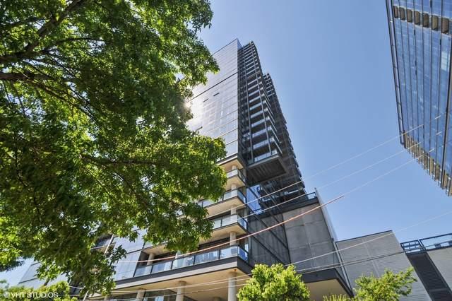 860 W Blackhawk Street #808, Chicago, IL 60642 (MLS #11172900) :: Ryan Dallas Real Estate